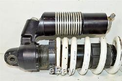 02 KTM 125 SXS LIMITED FACTORY Shock Rear Suspension Damper Spring
