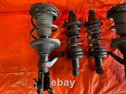 05-06 Acura Rsx Base K20a3 Factory Suspension Shocks Struts Front Rear Oem Oe