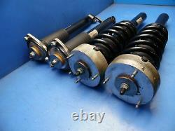 07-13 BMW X5 E70 OEM Front & rear shock struts set with springs x4 NON adaptive