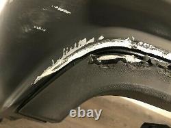 07-2009 Mercedes Benz W221 S63 S550 Amg Sport Back Rear Bumper Black Oem