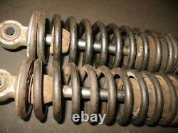 1975 Cr125m Rear Shock Absorbers Honda Cr 125 M Mr175 Elsinore 52400-360-700