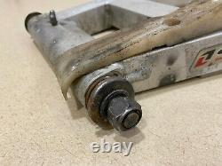1980 Suzuki PE 175 Original Factory Aluminum Swing Arm Twin Shock Used