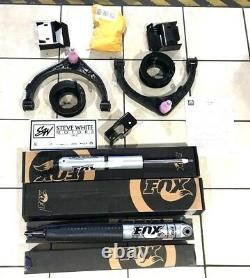 19-21 Ram 1500 DT 2 Inch Lift Kit Genuine Factory Fox Racing Shocks Mopar OEM