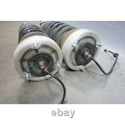 2007-2010 BMW E64 M6 Convertible Factory EDC Rear Spring Shock Absorber Pair OEM