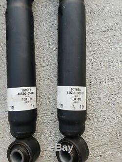 2010-2020 Toyota 4Runner OEM Factory Tokico Suspension shocks Struts 48510-35430