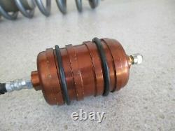 2014 HONDA CRF250R SHOWA REAR SHOCK With FACTORY CONNECTION BLADDER, MX98
