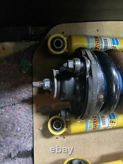 2016 -21 toyota tacoma genuine factory OEM BILSTEIN Front coilovers & rear shock