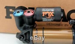 2018 Fox Float X2 Factory Rear Shock, 225 x 75, Kashima Trunion Mount