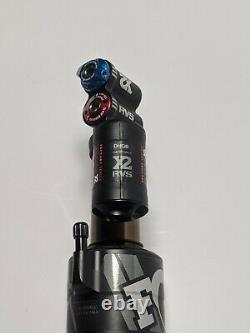2019 Fox Suspension X2 Factory 2Pos-Adjust Rear Shock 8.5x2.5