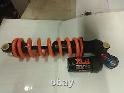 2021 Fox Suspension DHX2 Factory 2Pos-Adjust Rear Coil Spring Shock 9.5 x 3.5
