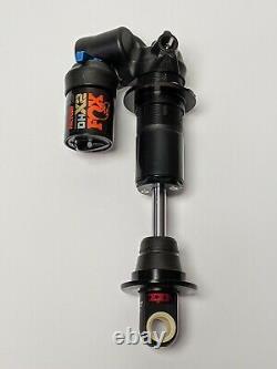 2021 Fox Suspension DHX2 Factory 2Pos-Adjust Trunnion Rear Shock 185X55