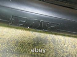 (2) 2017 Ford Raptor Fox Oem Factory Rear Shocks Right Left Blue