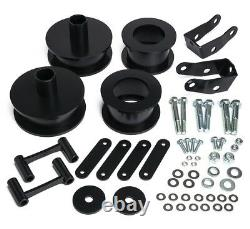 2.5 Full Lift Kit Suspension Spacer Leveling Kit For 2007-2018 Jeep Wrangler JK