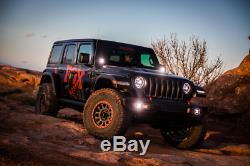 883-26-055 -FOX Factory Series Race Shocks 2018-2020 Jeep & 2020 Jeep Gladiator