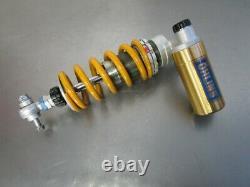 APRILIA RSV 1000R Factory 04 Ohlins Rear Shock Suspension Spring OEM