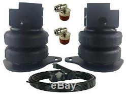 Airmaxxx Rear Air Ride Suspension Bolt On Kit fits 2005-18 Chrysler 300 Charger