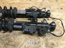 Bmw 640i 650i F06 F12 Oem 13-17 Pair Rear Left & Right Side Strut Spring Shocks