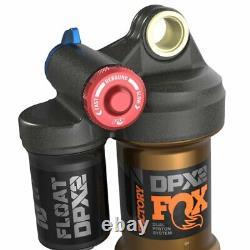 FOX FLOAT DPX2 Factory Rear Shock Standard 7.875 x 2 EVOL LV 3-Position Kashima
