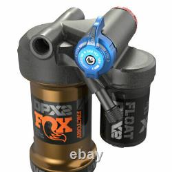 FOX FLOAT DPX2 Factory Rear Shock Trunnion Metric 185x60mm EVOL LV Kashima