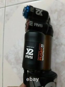 FOX FLOAT X2 Evol Factory Rear Shock- 230x65mm- New 100%