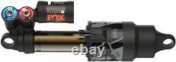 FOX FLOAT X2 Factory Rear Shock Standard 8.75 x 2.75, Kashima Coat