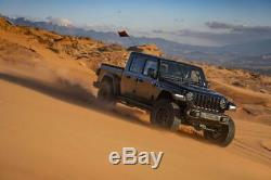 FOX Factory Race 2.5 Adjustable Reservoir Shocks Fits Jeep 2018+JL JT 2-3 Lift