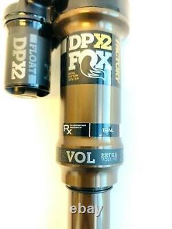 FOX Float DPX2 Factory 3 Position Air Spring EVOL Rear Shock 210mm x 50mm