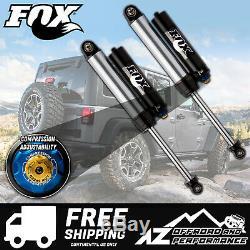 Fox 2.5 Factory Series Rear Bypass Resi Shocks withDSC For 07-18 Jeep JK 2.5- 4
