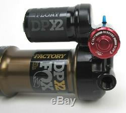 Fox Factory DPX2 Float 185 x 50 Trunnion Shock Evil The Calling Replacement