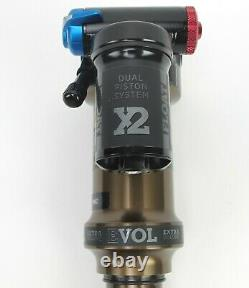 Fox Factory DPX2 Float Trunnion 185 x 50 Shock NEW