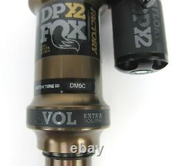 Fox Factory Rear Shock DPX2 Float Trunnion 185 x 50 NEW