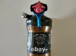 Fox Float CTD Boost Valve Factory Rear Shock with kashima coating 7.875 x 2.25