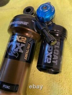 Fox Float DPX2 Factory Rear Shock 210x50
