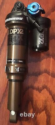Fox Float Suspension DPX2 Factory Rear Shock (used, and has a dent)