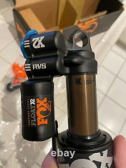 Fox Float X2 Factory Rear Shocks Black