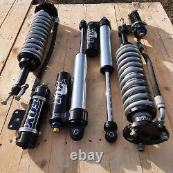 Fox Shocks 883 2.5 Factory Race Series 15-20 Ford F150 Front And Rear Great Cond