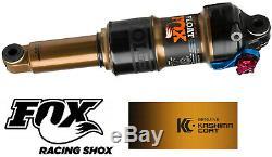 Fox Suspension Float DPS KASHIMA Factory Evol Rear Shock 200mm x 57mm