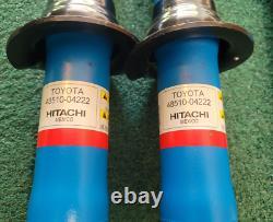 Hitachi Front And Rear Shocks, Toyota Tacoma Shocks, Factory OEM, 2021 NEW