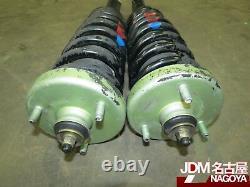 JDM 91-96 Honda Acura NSX Rear OEM Factory Shocks Struts Suspensions Pair, C30A