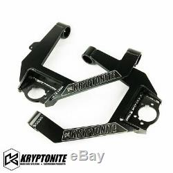 Kryptonite Stage 3 Leveling Kit With Fox Shocks For 07-18 Chevy/GMC 6 Lug 1500