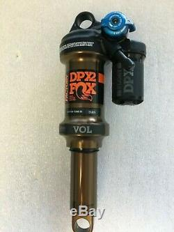 NEW FOX 2019 DPX2 7.875 X 2.0 Rear Shock Factory Series Kashima 3 Position DPS