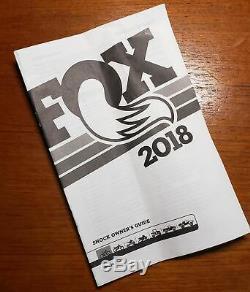 NEW Fox Float Factory Kashima DPS EVOL LV 7.875 x 2.0 (200 x 51mm) Rear Shock