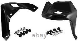 Rear upper shock mount fits 88-98 Chevy GMC 4x4 pickup C K1500 2500 3500 PAIR