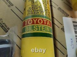 Toyota 2007-2013 Tundra Crew Max 2wd Rear Bilstein Shock Set Genuine OEM OE