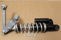 Yamaha Raptor 700 Rear shock 2006-2015 700R SEAT SHOCK white coil spring AB